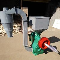 玉米水稻立式砂辊式粮食去皮碾米机 制碴机