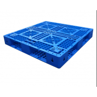 塑料托盘叉车卡板货物栈板防潮板仓库垫板垫仓板网格田字加厚