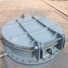 钢制拍门厂家 dn800钢拍门价格 使用寿命长 支持定制