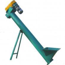 厂家生产 粮食螺旋绞龙提升机 颗粒粉料螺旋提升机 螺旋输送泵