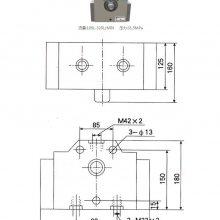 3FJLZ-L100-320,自调式分流集流阀