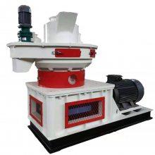 丰通机械大庆秸秆颗粒机 旋切机 秸秆粉碎机 颗粒生产线