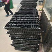 闭式冷却塔多维多波异形收水器 PVC材质 带钩不带钩 河北祥庆