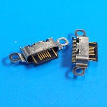 TYPE-C 16P 沉板母座带螺丝孔 USB 3.1 超短体沉板式快充插座 手机专用尾塞