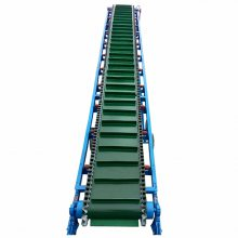 全自动工业废料输送机_80公分宽高低可调带式输送机厂家