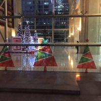 深圳爆款欢迎光临门贴圣诞树创意橱窗贴纸厂家
