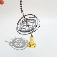 减压金属反重力陀螺仪成人指尖神器玩具旋转平衡黑科技机械陀螺仪