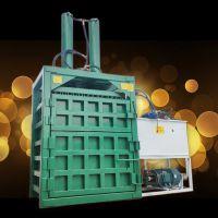 80吨塑料瓶压捆打包机 立式废纸打包机 亚博国际真实吗厂家批发油漆桶液压压缩机