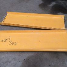 T型矿用塑料溜槽 煤矿塑料溜槽宇成生产商