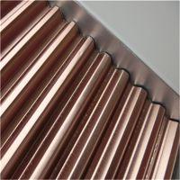 进口石材铝蜂窝板隔音 室外铝蜂窝板规格  波浪形铝蜂窝板价格
