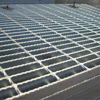 防滑钢格板批发商 煤矿专用钢格板 浴场水沟盖板