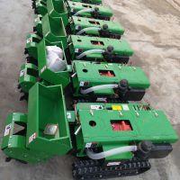 农用开沟回填机 果树土杂肥回填机 慧聪机械批发功能齐全的履带式开沟机