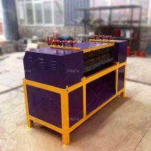 邢台散热片拆解机厂冰箱多功能散热器分离机环保高效