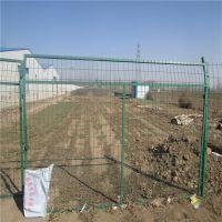 圈地养殖框架护栏 长沙果园双边丝护栏网 双边丝边框隔离网厂家直销