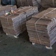 晶鼎耐磨堆焊高碳化铬合金钢板10+5