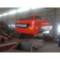 供应中型挖土机小型挖掘机价格斗山DX215挖掘机