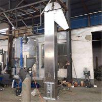 阳江市尿素用不锈钢斗式提升机 粮食提升机订做