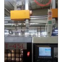 轴类零件外圆磨床机械手-数控磨床机械手-机床上下料机械手