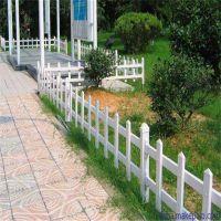 商丘厂家供应草坪护栏PVC塑钢护栏 花坛栏杆 绿化围栏 塑料栅栏送立柱送配件