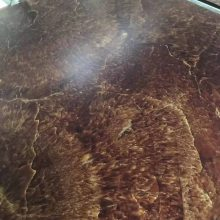 大理石纹路转印304不锈钢板山东家具厂定制金属制品材料