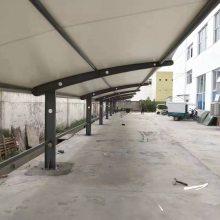 销售河南地区SF-MJG0512电动车钢膜结构新型遮阳篷(上门安装)