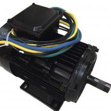48V2.5KW轨道平车电机、直流无刷电机、永磁直流电机、电动游船电机、直流电机