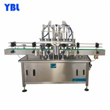 易佰联生产厂家ZGX-655全自动液体6头灌装机