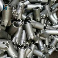 厂家生产矿用40球齿合金钻头 50柱齿合金钻头 60球齿合金钻头