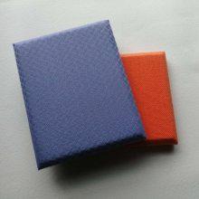 优质阻燃软包吸音板 专业定制防火防撞吸音板厂家