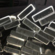 15.88*38.10*1.24国标拉丝316L不锈钢方管真空干燥设备用管