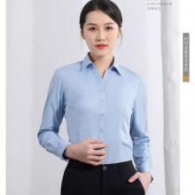 深圳全棉液氨免烫衬衫定制、职业装订做选百家服饰