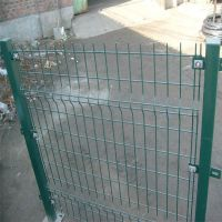 小区金属围墙 院墙金属围墙 果园围网厂家