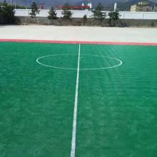 欧宝瑞悬浮地板/郑州拼装地板厂家/篮球拼装地板
