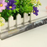 工厂生产彩色UV印刷尺子 学习用品塑料尺子 PP广告尺子各样造型
