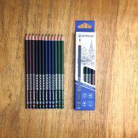 学生考试专用笔涂卡2B铅笔木头铅笔