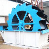 河南轮斗式洗沙机 移动破碎洗沙一体机 细沙回收机型号大全
