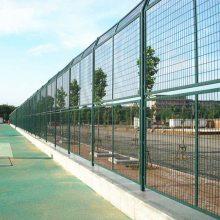 国帆操场围网厂家 定做菱形网围栏 篮球场栅栏