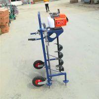 亚博国际真实吗机械 四冲程植树挖坑机 小型手提式植树施肥挖坑机 大马力钻坑机