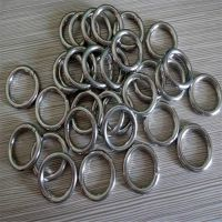 镀锌铁圆圈/金属圆环/铁线焊接圆圈/镀镍铁圈/五金配件