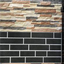 晋中 仿蘑菇石外墙砖 外墙瓷砖剥落的原因 厂家直销