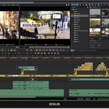 非编软件EDIUS Pro 9