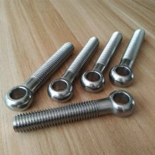 镀锌活节螺栓 法兰活节螺丝 异型件螺栓定做