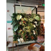 北京专业定做仿真树设计仿真绿植墙背景墙植物墙定做