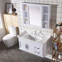 碳纤维浴室柜生产厂家批发销售现代简约浴室柜