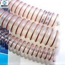 IPL壁厚1.5mm耐磨输送防静电除尘软管/日立钻孔机软管25