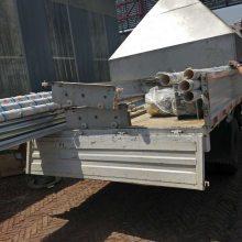 一拖一猪用平板刮粪机 河北凯胜直销各种尺寸刮粪机