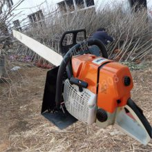 成活率高的汽油挖树机 手持式移栽苗木机 带土球挖树机批发厂家
