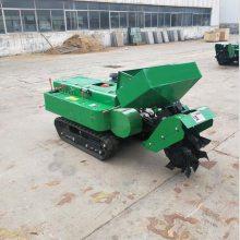 吉林多用途农用旋耕机 小型农用开沟四轮开沟培土机厂家
