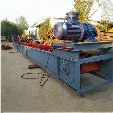 虎林市焦炭渣刮板机 不锈钢刮板输送机 化工粉刮板输送机qk