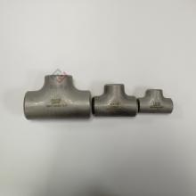 304不锈钢三通 不锈钢工业无缝三通DN15